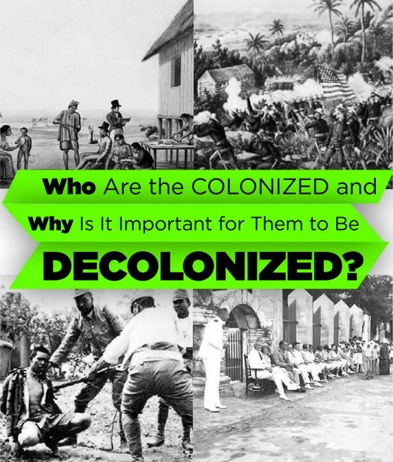Who Are Colonized?